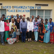 Create Global Healing, Lori Leyden